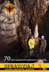 , Pribudli Spravodaje 2014 do speleoknižnice SSS, Slovenská speleologická spoločnosť