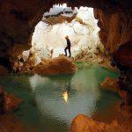 , Človek v priestore – farebná fotografia, Slovenská speleologická spoločnosť, Slovenská speleologická spoločnosť