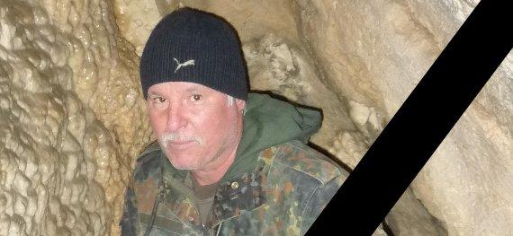 """, ✝ Ing. Ľubomír Ivančík """"Biely otec"""", 1955 – 2019, Slovenská speleologická spoločnosť, Slovenská speleologická spoločnosť"""