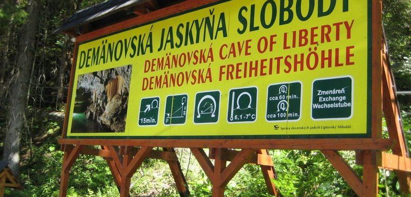Pozvanie do Demänovskej doliny