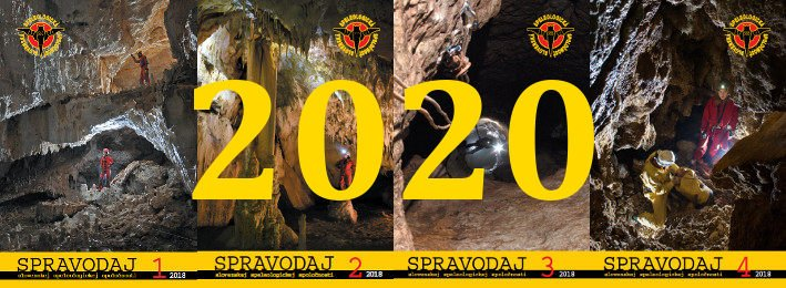 spravodaj, Do nového roka i ročníka, Slovenská speleologická spoločnosť, Slovenská speleologická spoločnosť