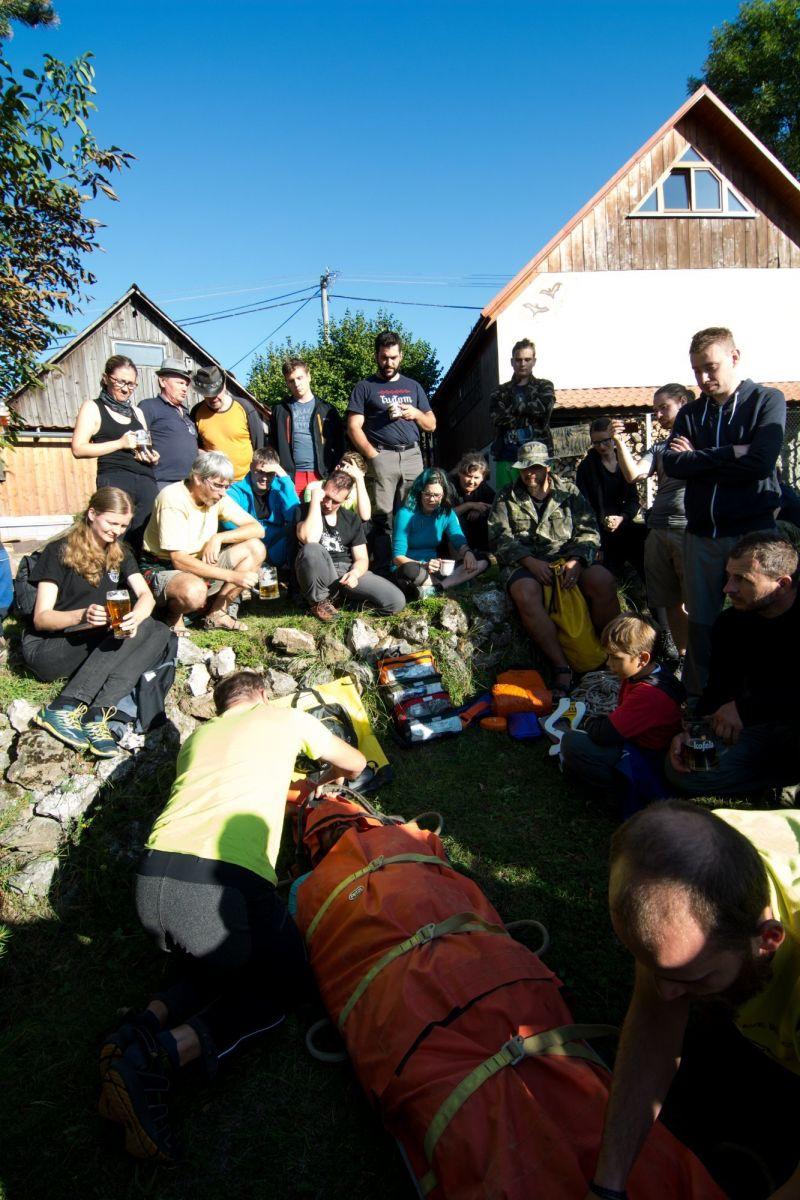 lezecké, Lezecké dni na Mojtíne, Slovenská speleologická spoločnosť, Slovenská speleologická spoločnosť